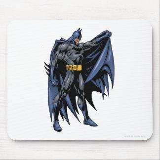 Côté polychrome de Batman Tapis De Souris