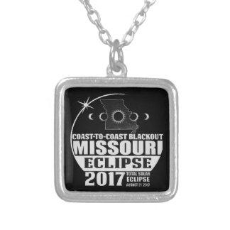 Côte pour marcher l'éclipse 2017 du Missouri Collier