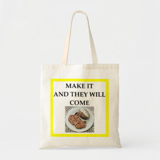 côtelette de porc sac en toile