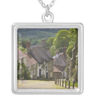 Cottages à la colline d'or, Shaftesbury, Dorset, Pendentif Carré