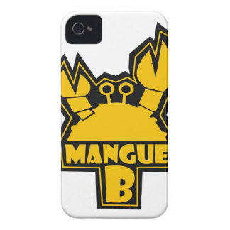 Couche Blackberry Bold Marais B Coque iPhone 4 Case-Mate