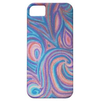 couche cellulaire avec dessin iPhone 5 case