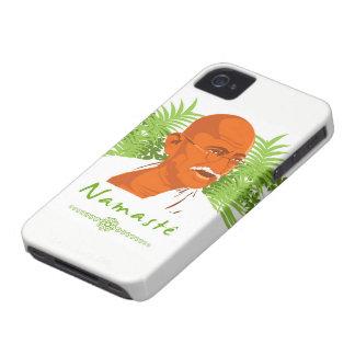 Couche Cellulaire iPhone 4 Gandhi Coque iPhone 4 Case-Mate