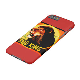 Couche Cellulaire iPhone 6 The King Coque iPhone 6 Barely There