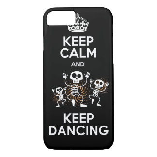 Couche Cellulaire iPhone 7 Keep Calm Coque iPhone 7