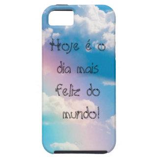 Couche de cellulaire Iphone5 5s Ciel avec Étuis iPhone 5
