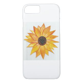 Couche d'Iphone tournesol Coque iPhone 7