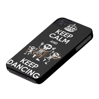 Couche iPhone 4 Keep Calm Coque Case-Mate iPhone 4