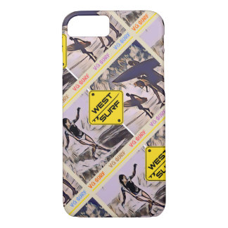 Couche iPhone 7 VG Surf III Coque iPhone 7