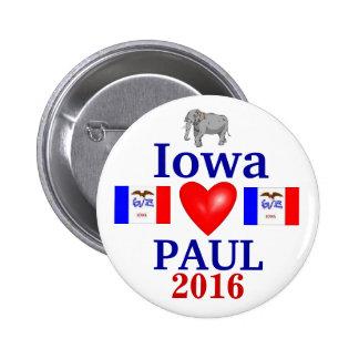 couche-point Paul Iowa 2016 Badges