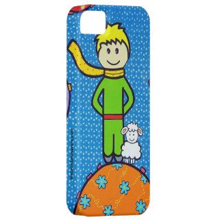 Couche pour Iphone5 Petit Prince Coque Case-Mate iPhone 5