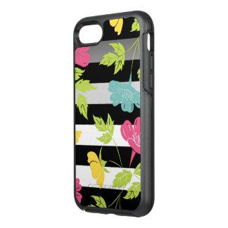 Couche pour iPhone je dessine des feuilles et Coque Otterbox Symmetry Pour iPhone 7