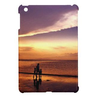 coucher du soleil 2 étui iPad mini