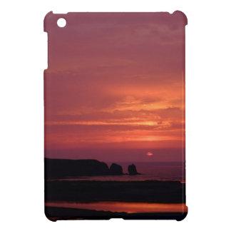 coucher du soleil 3 coques iPad mini