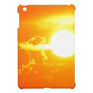 coucher du soleil 3 étuis iPad mini