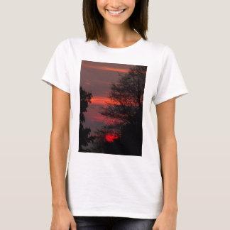 Coucher du soleil 4 t-shirt