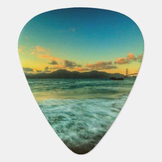 Coucher du soleil à la plage de Baker Onglet De Guitare