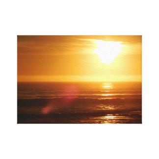 Coucher du soleil chez Rockview Toiles