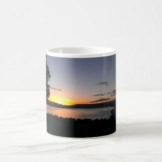 Coucher du soleil dans Abiquiu Nouveau Mexique Mug