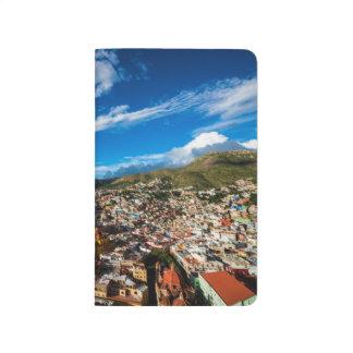 Coucher du soleil de Guanajuato Carnet De Poche
