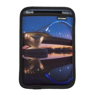 Coucher du soleil de Lowry Housse iPad Mini