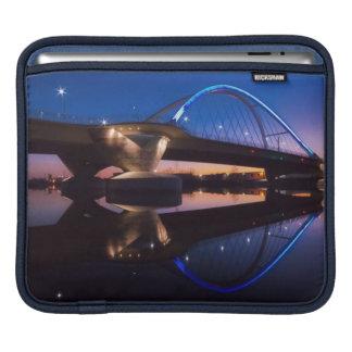Coucher du soleil de Lowry Housses iPad