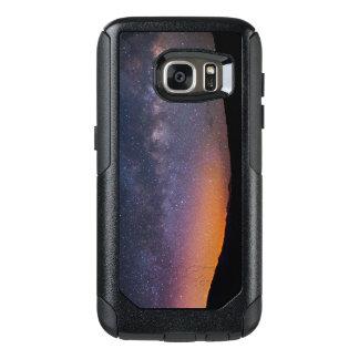 Coucher du soleil de manière laiteuse de Death Coque OtterBox Samsung Galaxy S7
