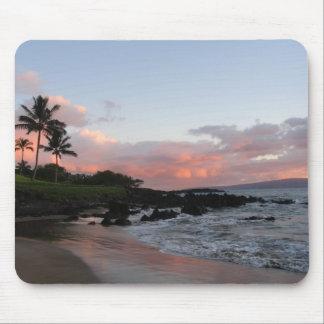 Coucher du soleil de Maui Tapis De Souris