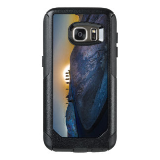 Coucher du soleil de point de zabriskie de Death Coque OtterBox Samsung Galaxy S7