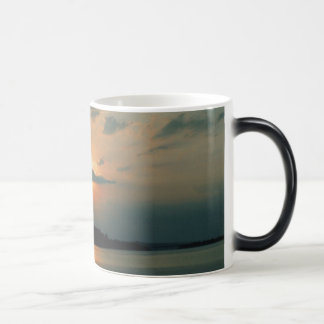Coucher du soleil mug magic