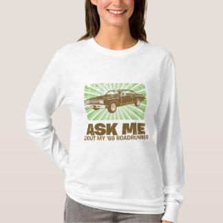 Coucou terrestre 1969 de Plymouth T-shirt