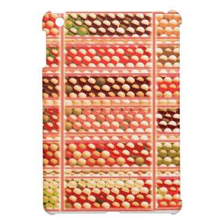 Couleur chaude ÉLÉGANTE EggSheels, coquilles, poin Étui iPad Mini