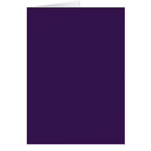 Couleur d 39 arri re plan aubergine carte de v ux zazzle for Aubergine couleur