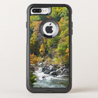 Couleur de chute au parc d'état d'Ohiopyle Coque OtterBox Commuter iPhone 8 Plus/7 Plus