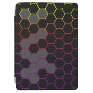 Couleur de sortilège avec le gris protection iPad air
