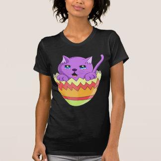 Couleur Violeta de Lindo Gatito T-shirts