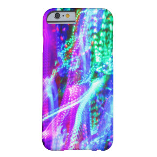Couleurs abstraites coque iPhone 6 barely there