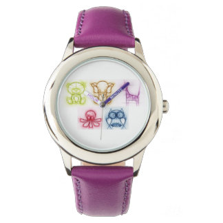 Couleurs animales montres