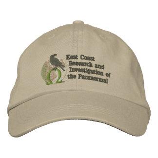 Couleurs claires de casquette de logo d'ECRIP Casquette Brodée