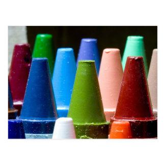 Couleurs de crayon