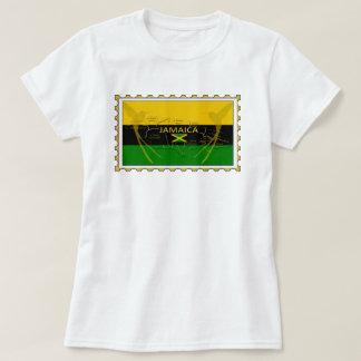 Couleurs de la Jamaïque ronflant le T-shirt de