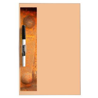 Couleurs de la rouille 07,2, Rouille-Art Tableaux Effaçables À Sec