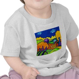Couleurs de nature t-shirts