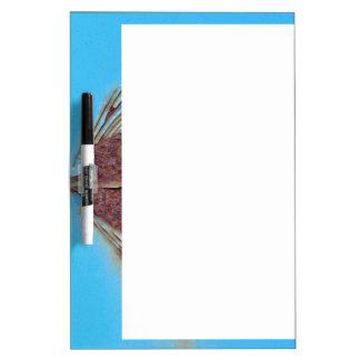 Couleurs de Rust_605, Rouille-Art Tableaux Effaçables Blancs