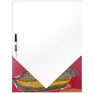 Couleurs de Rust_729, Rouille-Art Tableaux Effaçables Blancs