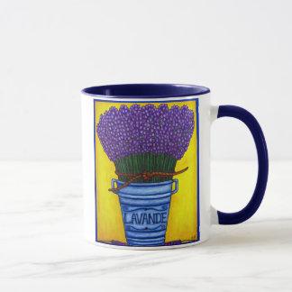 Couleurs de tasse de café de la Provence