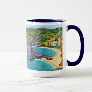 Couleurs de tasse de café de Monterosso