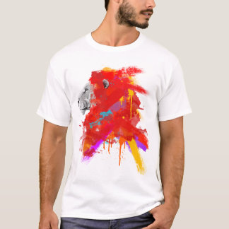 Couleurs du courage t-shirt