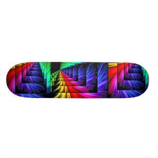 Couleurs du mind_ skateboards personnalisés
