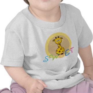 Couleurs en pastel naturelles de genre DOUCES T-shirt